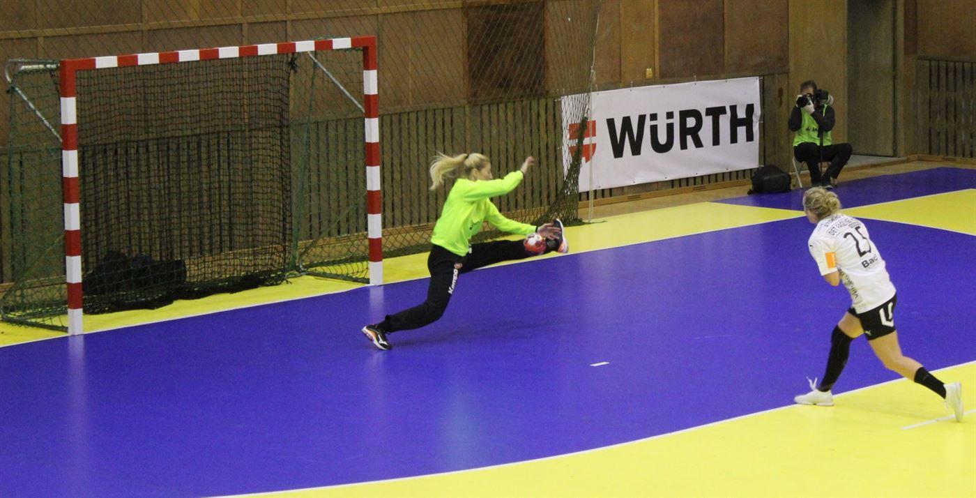 Victorie pentru HC Dunărea în primul meci din dubla manșă cu Viborg
