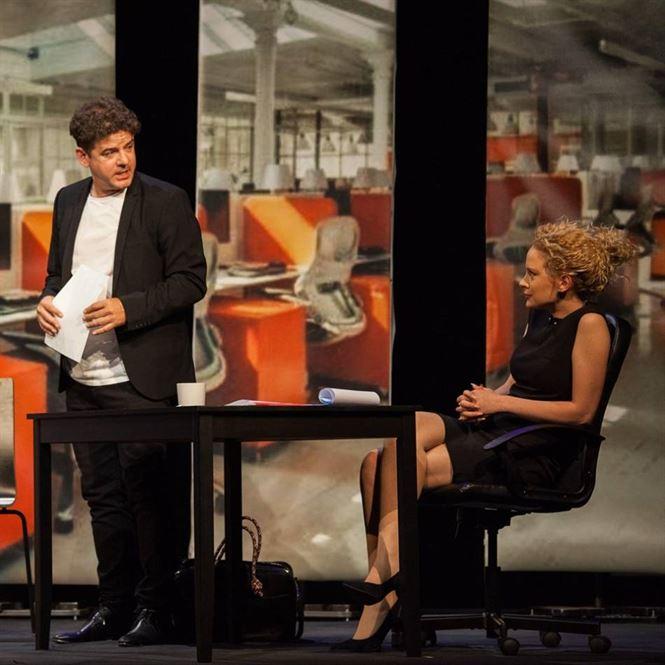 """""""Și cine nu iubește?"""" deseară pe scena Teatrului Maria Filotti"""