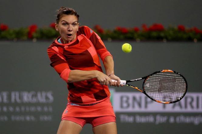 Simona Halep, prea mica pentru a o invinge pe Serena