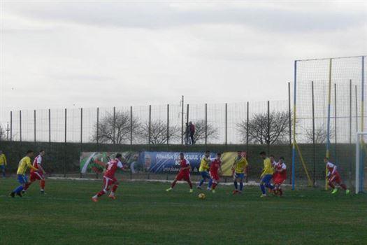 Victorie importantă pentru Sportul Chiscani în deplasarea de la Agricola Borcea