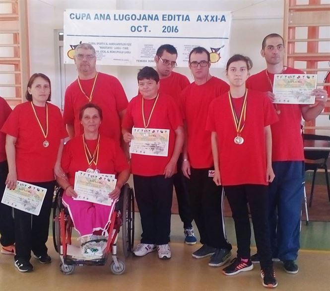 Special Friends Brăila a obtinut 21 de medalii la Cupa Ana Lugojana