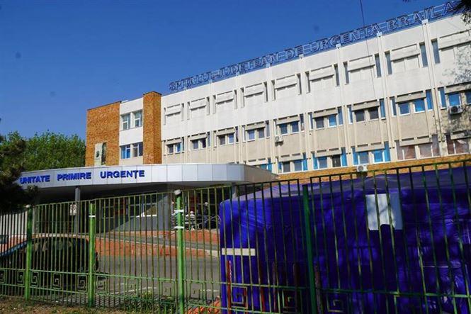 263 de pacienți cu COVID-19 internați în spitalele din Brăila