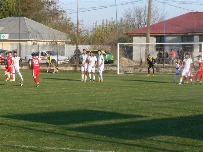 Sportul Chiscani la prima victorie pe teren propriu