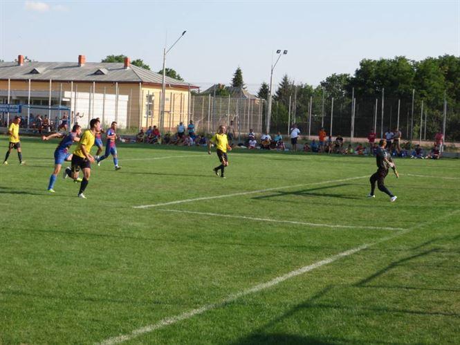 Sportul Chiscani distanta de 11 puncte fata de ocupanta locului 2