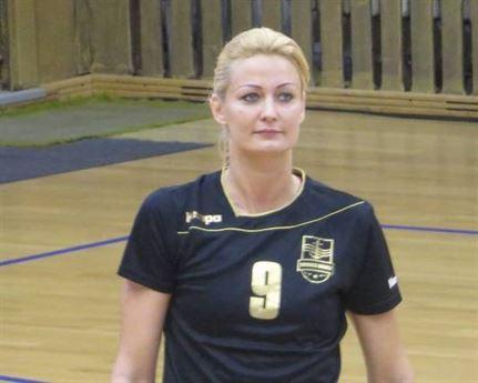Gabriella Bucur Szucs încă un an la HC Dunărea Brăila