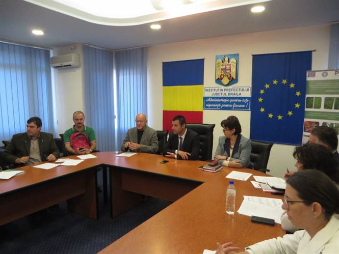 """Asociaţia """"România prinde rădăcini"""" luptă pentru modificarea legii perdelelor forestiere"""