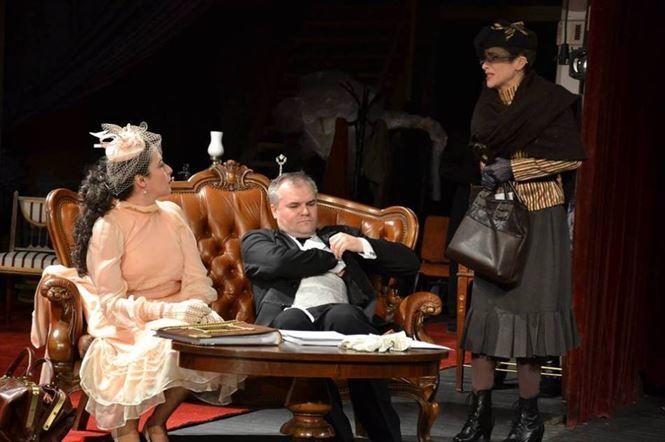 Trei spectacole de neratat la Teatrul Maria Filotti