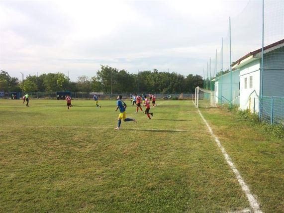 Victoria Traian si Unirea Slobozia au ajuns in prelungiri pentru a fi decisa echipa calificata in Cupa Romaniei