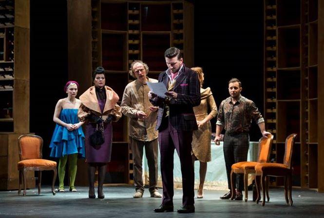 Trei spectacole de exceptie in acest weekend la Teatrul Maria Filotti