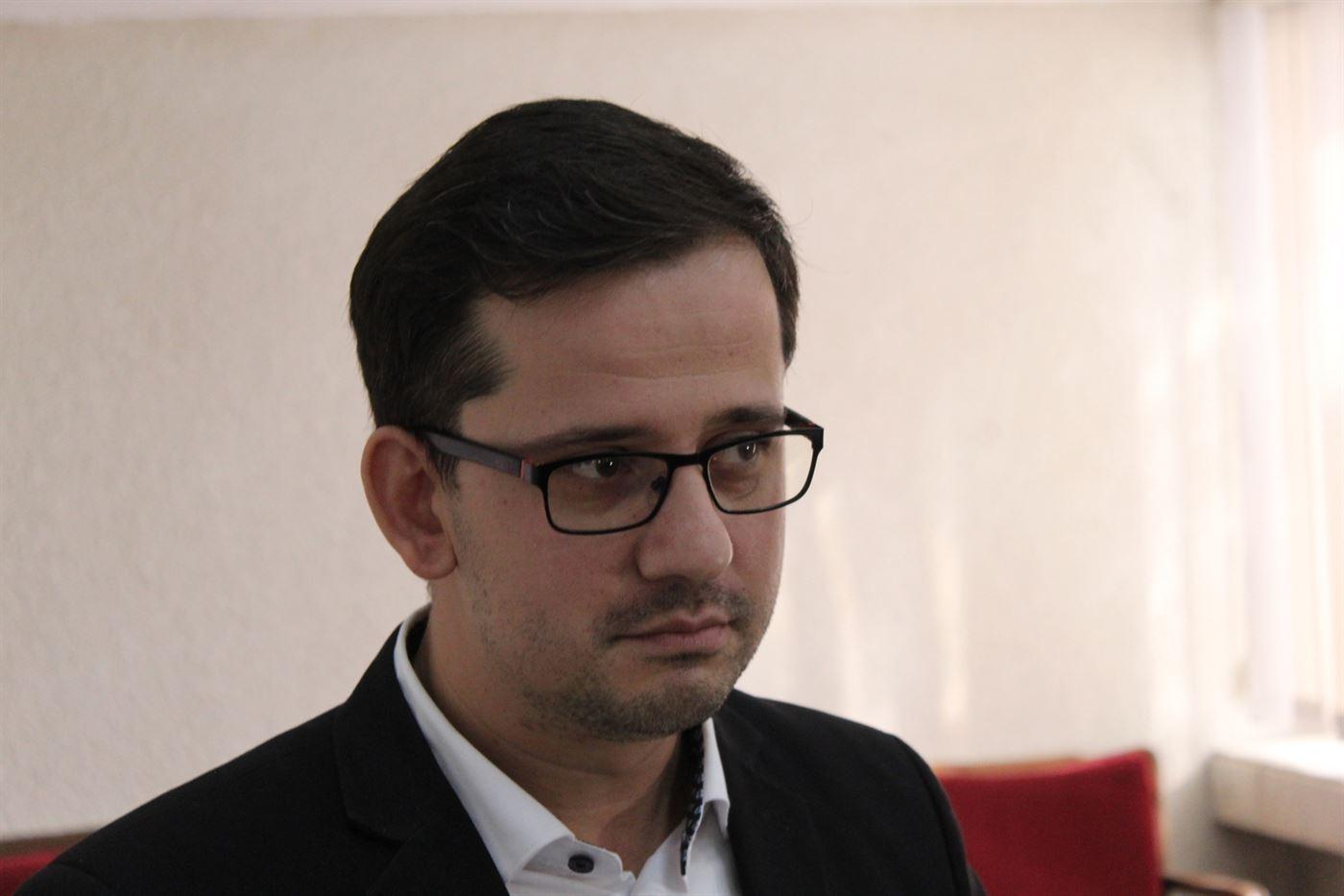 Adrian Tabarac candidează independent la Camera Deputaților