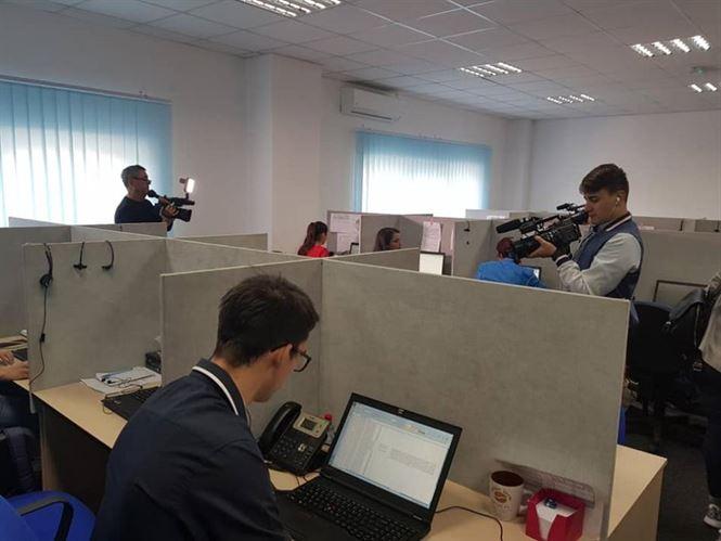 Telekom România a deschis astăzi la Brăila al șaselea centru de servicii externalizate de tip call center
