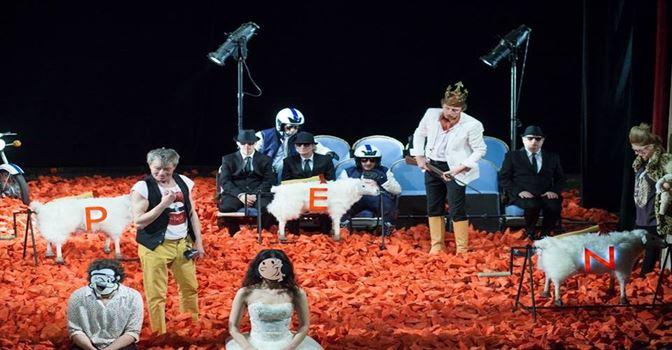 """""""Leonce si Lena """", la cea de a XXI- a editie a Festivalului International de Teatru """"Atelier"""""""