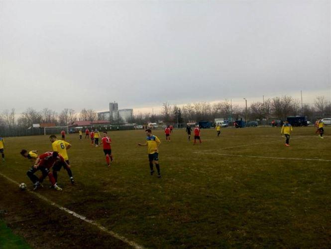 Victoria Traian a pierdut cu 1-3, dupa ce a condus la pauza, meciul cu Agricola Borcea
