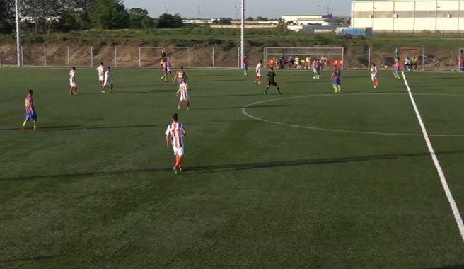 Victoria Traian a pierdut cu 7-1 in deplasarea de la FCSB 2