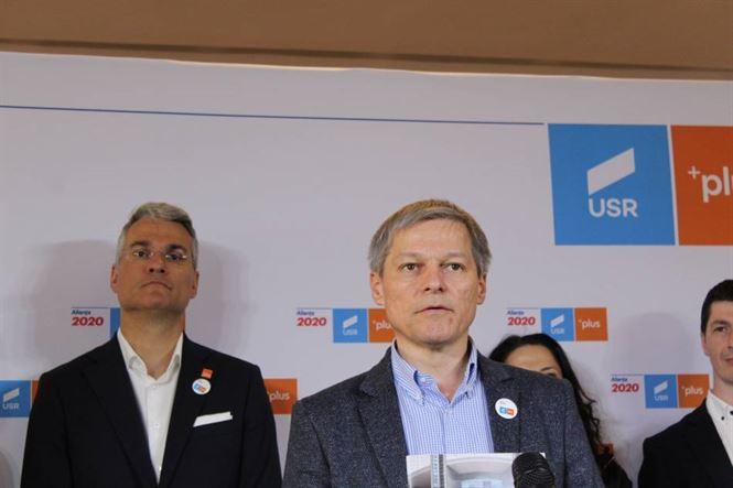 Dacian Cioloș despre lista candidaților USR+PLUS