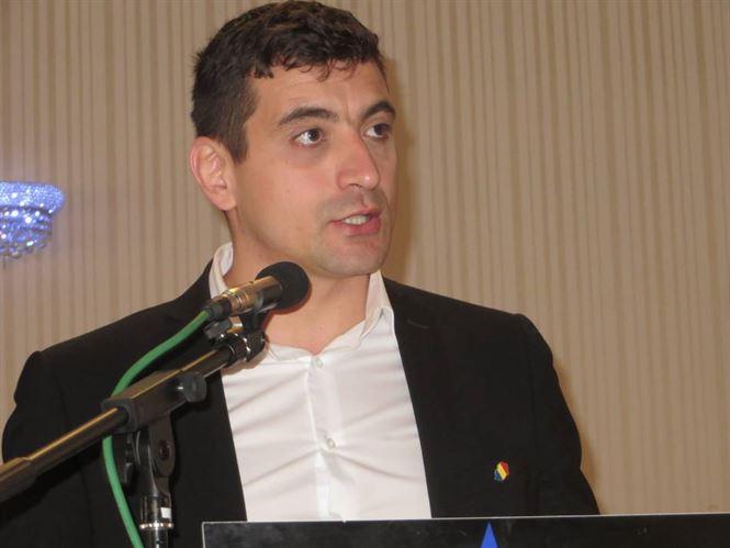 George Simion a demarat campania de strângere de semnături pentru candidatura independentă la europarlamentare