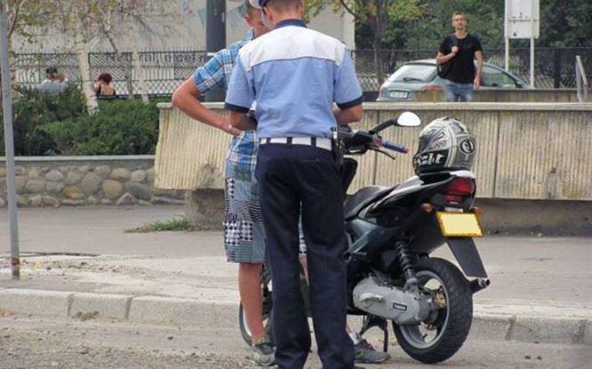 Dosar penal pentru conducerea unui vehicul neinmatriculat