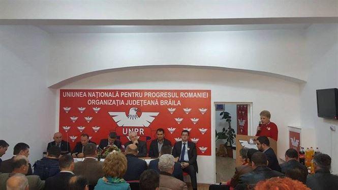 Petrea: UNPR Braila – partid de buzunar pentru Marioara Nistor