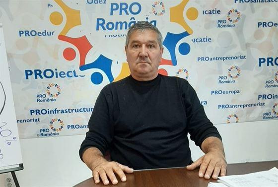 Candidatul Pro România la primăria Viziru îl acuză pe actualul primar că se laudă cu proiectele inițiate de el