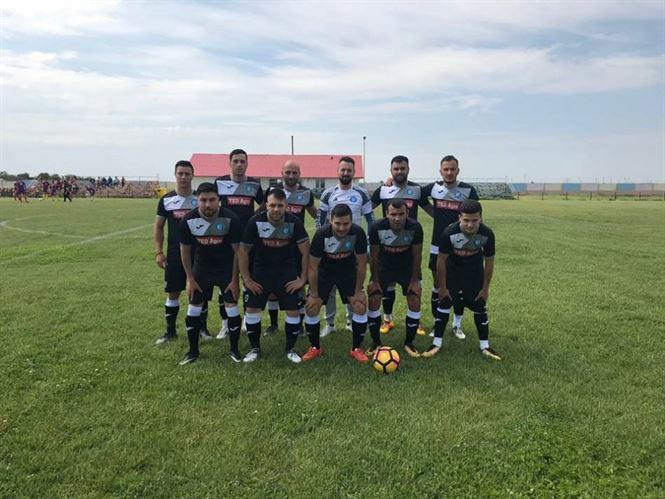 FC Urleasca a revenit pe primul loc in seria I a Ligii a 5-a