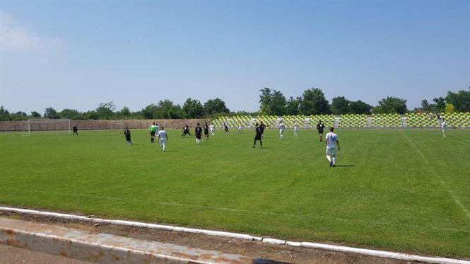 Viitorul Ianca a câștigat cu 6-2 primul amical al verii