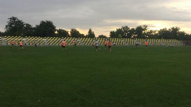 Viitorul Ianca a început pregătirile pentru un sezon bun în Liga a 3-a