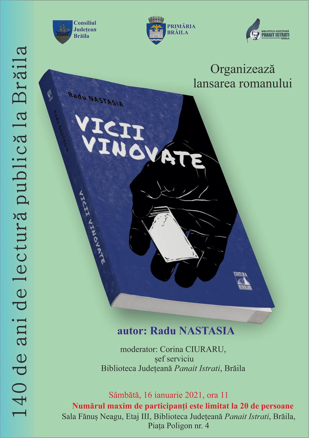 140 de ani de lectură publică la Brăila