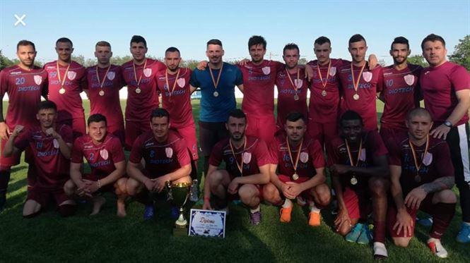 Viitorul Ianca a câștigat Cupa României – faza județeană