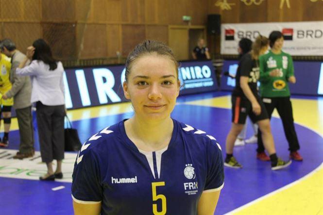 Vrabie și Bălăceanu convocate la naționala U 19