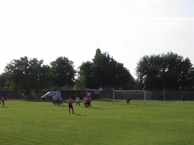 Egal fără goluri în derby-ul etapei a XI-a din Liga a 4-a