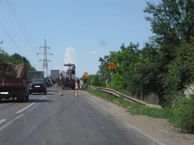 Șoferi lăsați fără permis pe Podul de la Vulpea