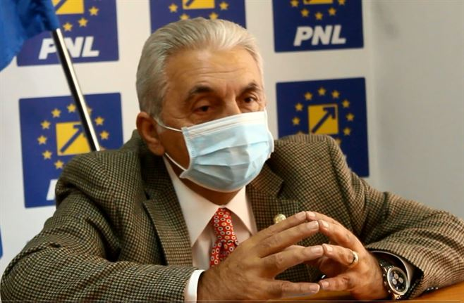 Vasile Varga candidează pentru un al 3-lea mandat de deputat