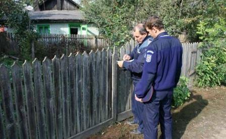 Tanar din Zavoaia cercetat de poliţişti pentru furt calificat
