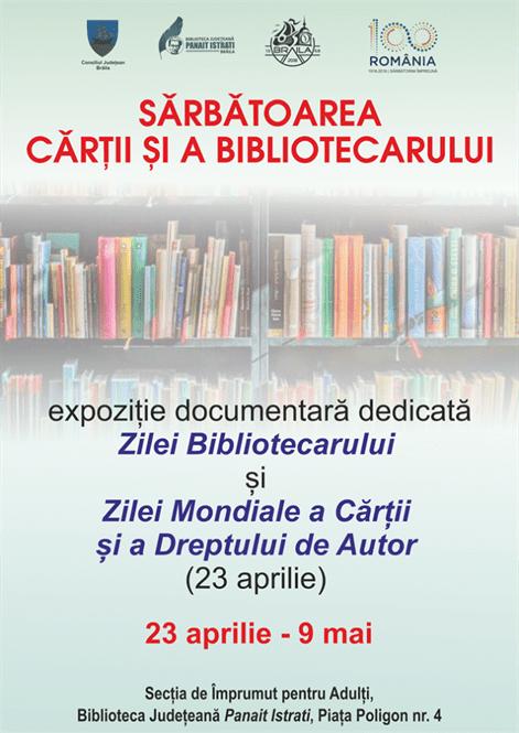 Sărbătoarea cărții și a bibliotecarului