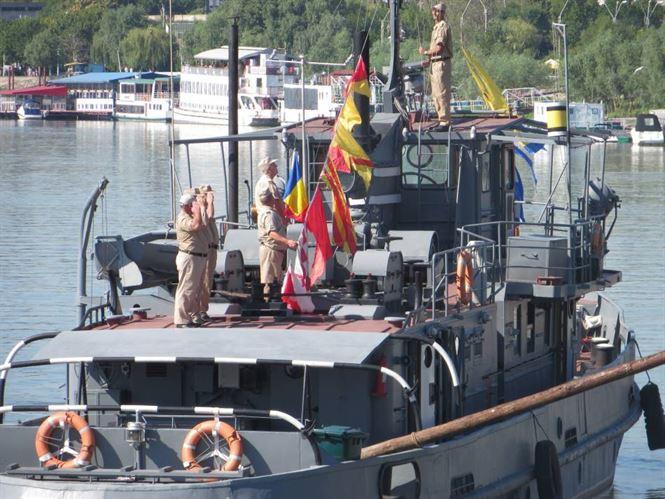 Brailenii sunt asteptati miercuri la Ziua Marinei